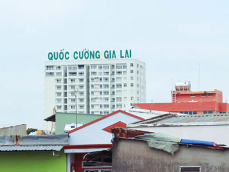 V sao tri phiu Quc Cng Gia Lai ?, Ti chnh - Bt ng sn, quoc cuong gia lai, cuong do la, trai phieu, co phieu, tap doanh, doanh nghiep, thua lo, no nan, bao