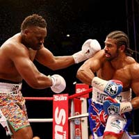 So gng Haye  Chisora kt thc kh tin