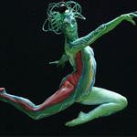Phi thường - kỳ quặc - Cơ thể nude tuyệt đẹp như tranh