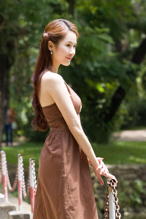 Thi H lm c nng cng s sexy, Thi trang, thai ha, thoi trang cong so, thoi trang he, vay, xu huong thoi trang, nguoi mau