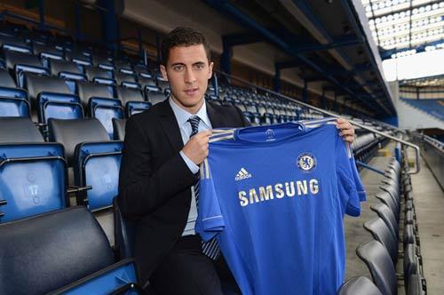 Chelsea xây đội hình: Cảm hứng Hazard - 1