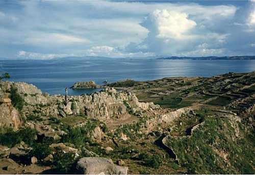 Những huyền thoại bí ẩn về hồ Titicaca - 2
