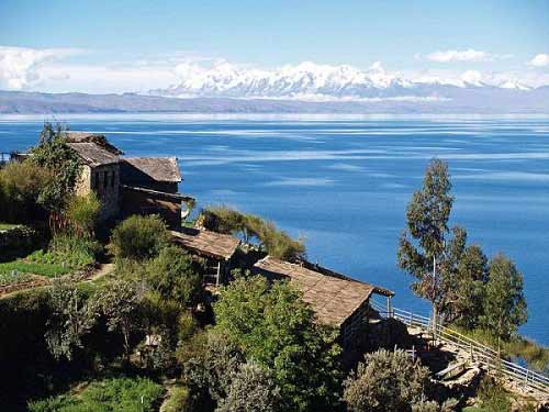 Những huyền thoại bí ẩn về hồ Titicaca - 1