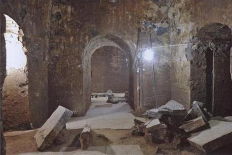 Lăng mộ Tào Tháo, ba thực bảy hư - 1
