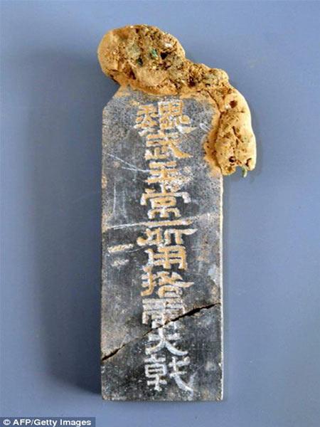 Lăng mộ Tào Tháo, ba thực bảy hư - 2