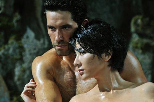 Huỳnh Dịch sexy tột cùng trong phim mới - 4