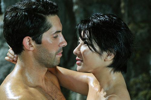 Huỳnh Dịch sexy tột cùng trong phim mới - 5