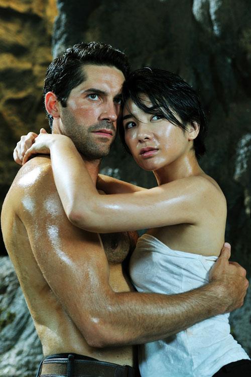 Huỳnh Dịch sexy tột cùng trong phim mới - 1