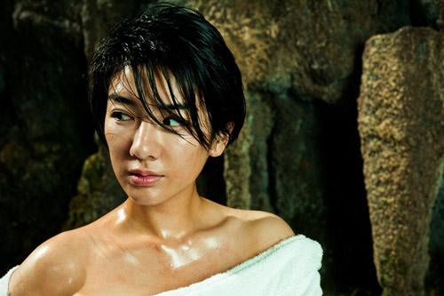 Huỳnh Dịch sexy tột cùng trong phim mới - 9