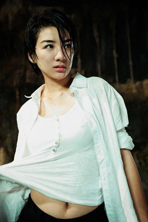Huỳnh Dịch sexy tột cùng trong phim mới - 10