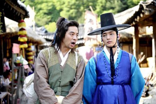 Phim truyền hình Hàn tháng 8 quá hot - 9