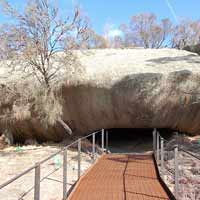 Wave Rock - K quan thin nhin ca Ty c