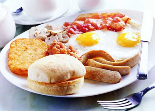 5 kiểu ăn sáng dễ tích tụ chất béo - 2