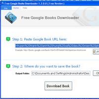 Tải sách miễn phí trên Google Books dễ dàng bằng Google Books Downloader