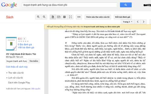 Tải sách miễn phí trên Google Books dễ dàng bằng Google Books Downloader - 2