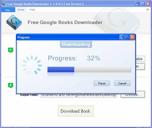 Tải sách miễn phí trên Google Books dễ dàng bằng Google Books Downloader - 4