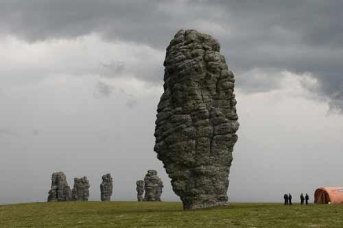 Thăm 7 'gã khổng lồ' trấn giữ vùng núi của Nga - 2