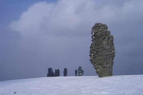 Thăm 7 'gã khổng lồ' trấn giữ vùng núi của Nga - 4