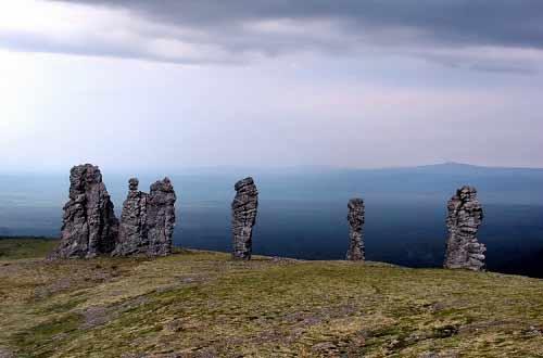 Thăm 7 'gã khổng lồ' trấn giữ vùng núi của Nga - 5