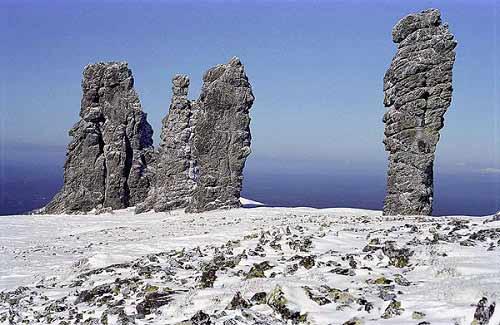Thăm 7 'gã khổng lồ' trấn giữ vùng núi của Nga - 7