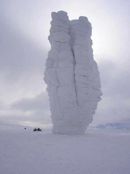 Thăm 7 'gã khổng lồ' trấn giữ vùng núi của Nga - 9