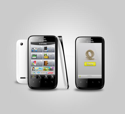 Q-mobile P8: Trải nghiệm hoàn hảo trên màn hình khủng - 5