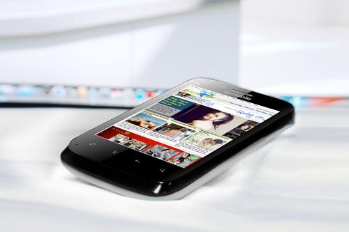 Q-mobile P8: Trải nghiệm hoàn hảo trên màn hình khủng - 3