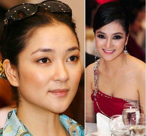 Những làn môi hút hồn của showbiz Việt - 2