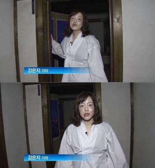 Nữ phóng viên hóa quỷ trên truyền hình - 3