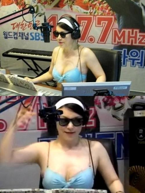 Nữ phóng viên hóa quỷ trên truyền hình - 6