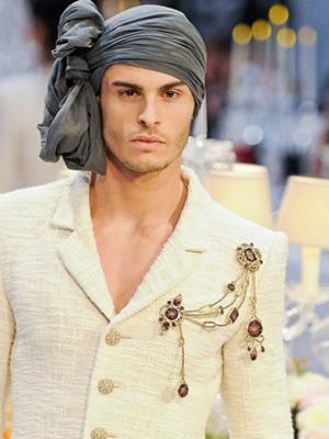 Mùa thu xốn xang cảm xúc với mũ turban - 14
