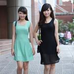 Thời trang - Tư vấn chọn váy cho tín đồ ren