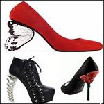 Thời trang - Những chiếc gót giầy tạo niềm hứng thú