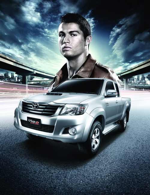 Ronaldo: Ti l nh v ch, Tin bn l bng , Bng , ronaldo, toyota, ronaldo thai lan, cristiano ronaldo, cr7, irina shayk, real, bo dao nha, bong da, bong da 24h, ket qua bong da, bao bong da, olympic
