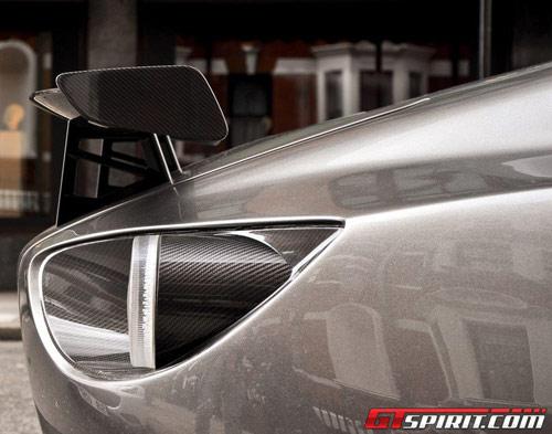 Aston Martin V12 Zagato xuất hiện London - 11