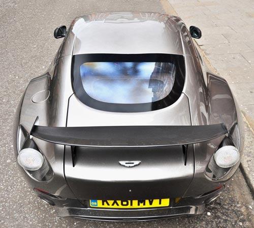 Aston Martin V12 Zagato xuất hiện London - 6