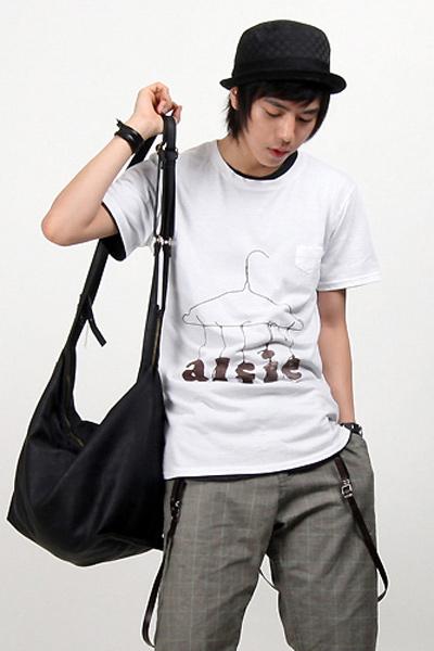 Đa phong cách với túi xách như trai Hàn - 17