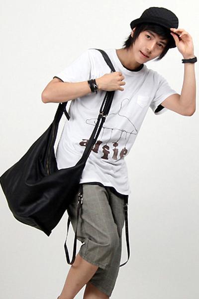 Đa phong cách với túi xách như trai Hàn - 18