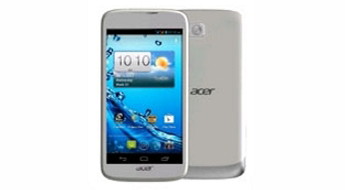 Acer tung dế 2 SIM Liquid Gallant Duo - 2