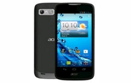 Acer tung dế 2 SIM Liquid Gallant Duo - 1