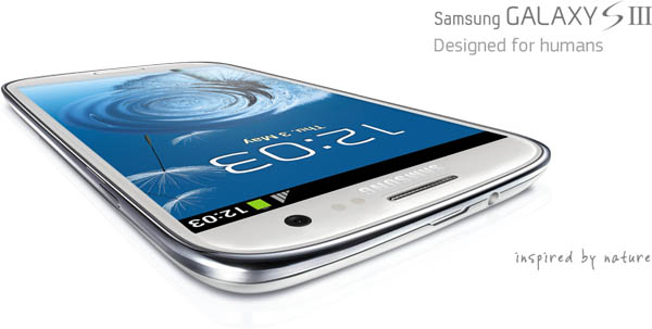 Giá sốc dành cho siêu phẩm Galaxy S3 - 1