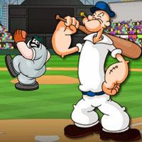 Game hay: Siêu sao bóng chày Popeyes