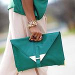 Thời trang - Học cách làm ví bao thư sành điệu