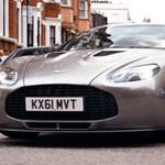 Ô tô - Xe máy - Aston Martin V12 Zagato xuất hiện London