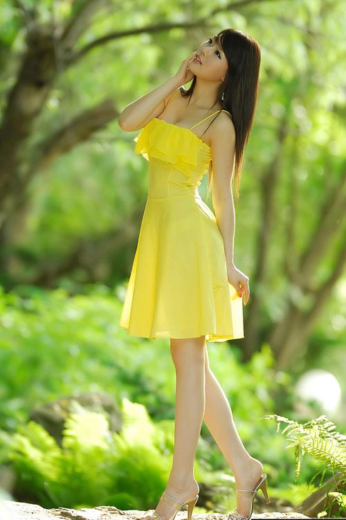 Xuống phố xinh tươi như Hwang Mi Hee - 3