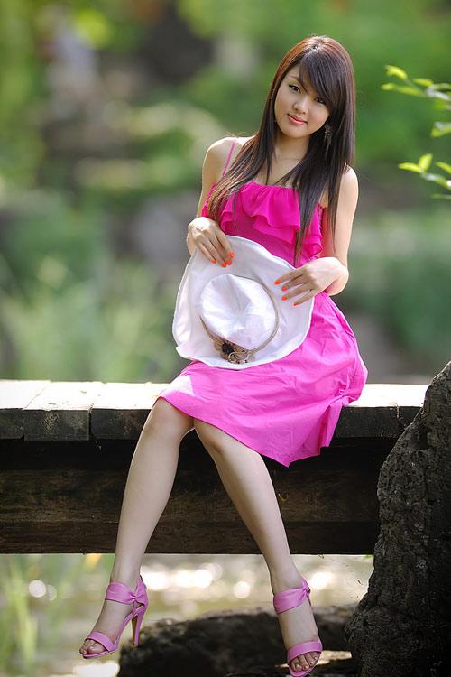 Xuống phố xinh tươi như Hwang Mi Hee - 6