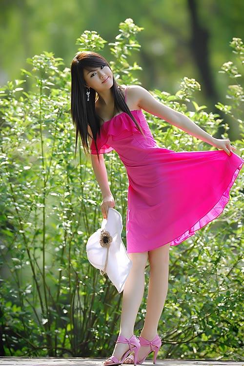 Xuống phố xinh tươi như Hwang Mi Hee - 5
