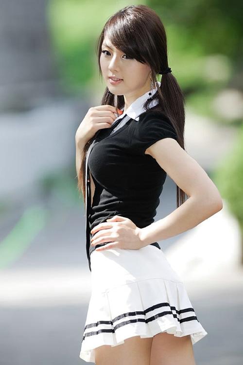 Xuống phố xinh tươi như Hwang Mi Hee - 10