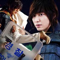 Lộ cảnh Lee Min Ho bắt cóc Kim Hee Sun
