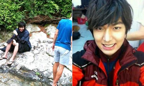 Lộ cảnh Lee Min Ho bắt cóc Kim Hee Sun - 5